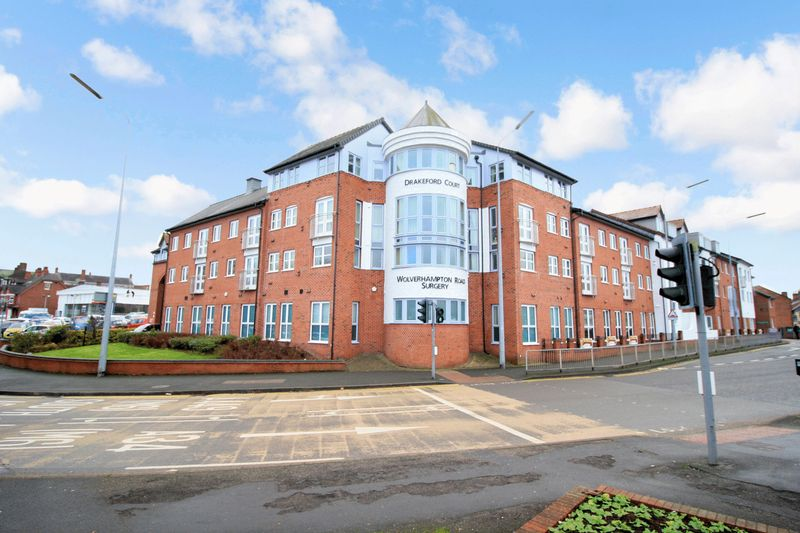 1 Bedroom Property for sale in Drakeford Court, Stafford, ST17 4BS