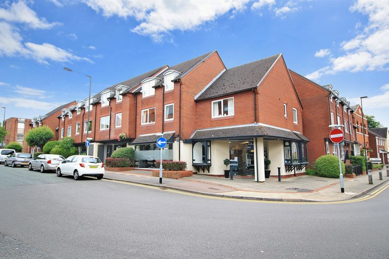 1 Bedroom Property for sale in Homelodge House, Lichfield, WS13 6XD