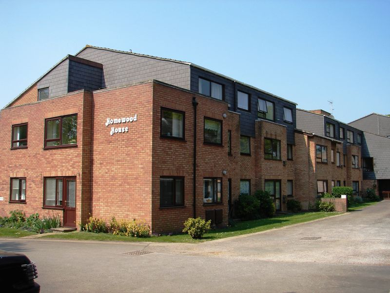 1 Bedroom Property for sale in Homewood House, Lymington, SO41 8EZ