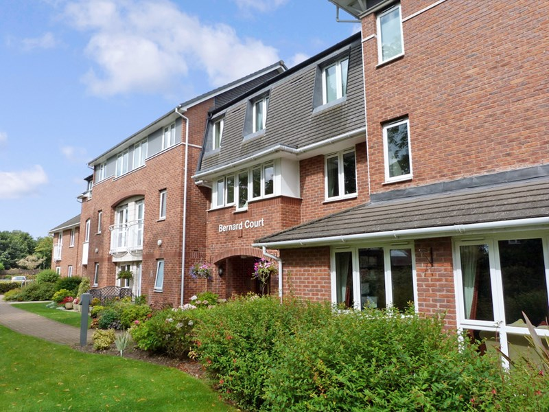 1 Bedroom Property for sale in Bernard Court, Holmes Chapel, CW4 7EY