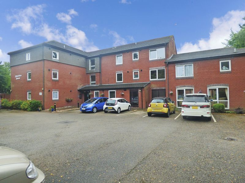 1 Bedroom Property for sale in Homeshire House, Alsager, ST7 2LP