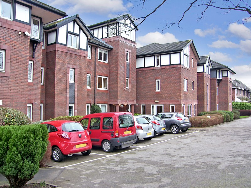 1 Bedroom Property for sale in Turners Court, Liverpool, L25 5PG