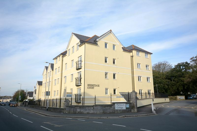1 Bedroom Property for sale in Hermitage Court, Plymouth, PL4 6QU