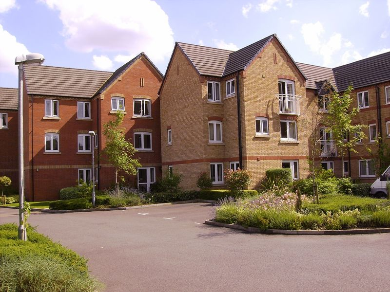 1 Bedroom Property for sale in Forge Court, Leicester, LE7 2DX