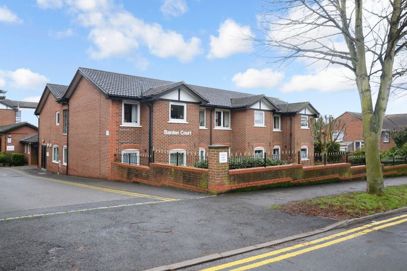1 Bedroom Property for sale in Barden Court, Maidstone, ME14 5AP