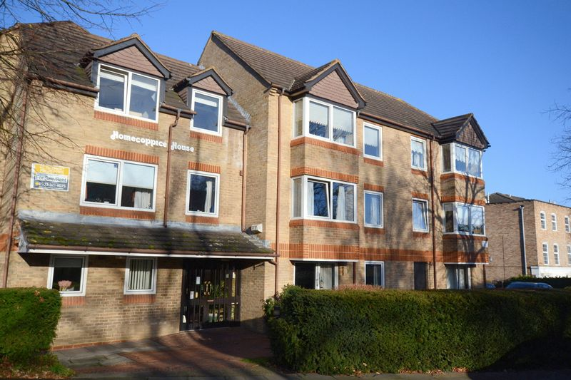 1 Bedroom Property for sale in Homecoppice House, Bromley, BR1 4EF
