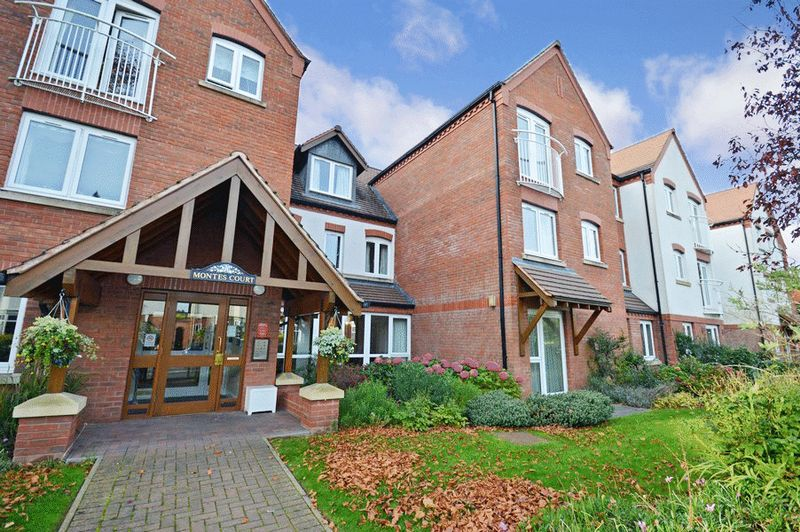 1 Bedroom Property for sale in Montes Court, Coventry, CV5 6JG