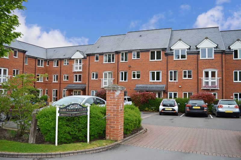 2 Bedrooms Property for sale in Abraham Court, Oswestry, SY11 2TH