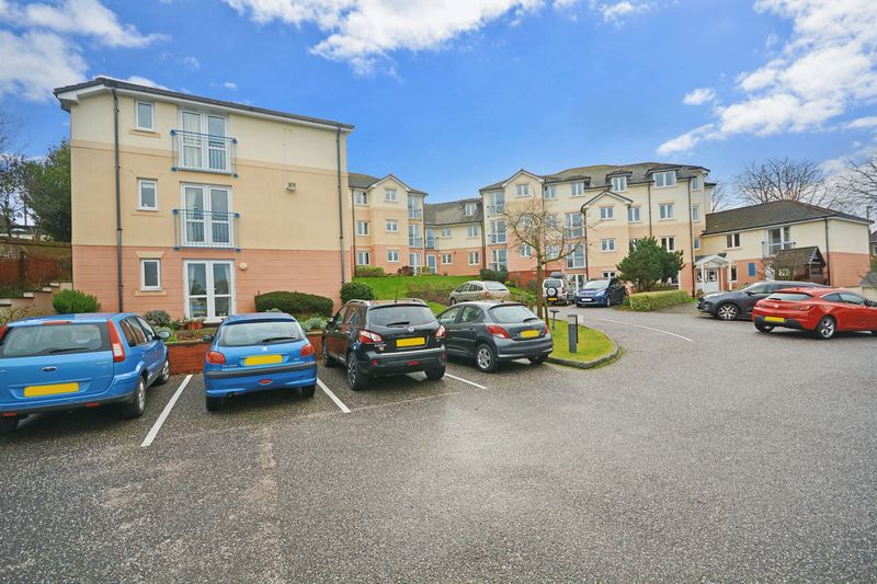 1 Bedroom Property for sale in Admirals Court, Exmouth, EX8 2BH