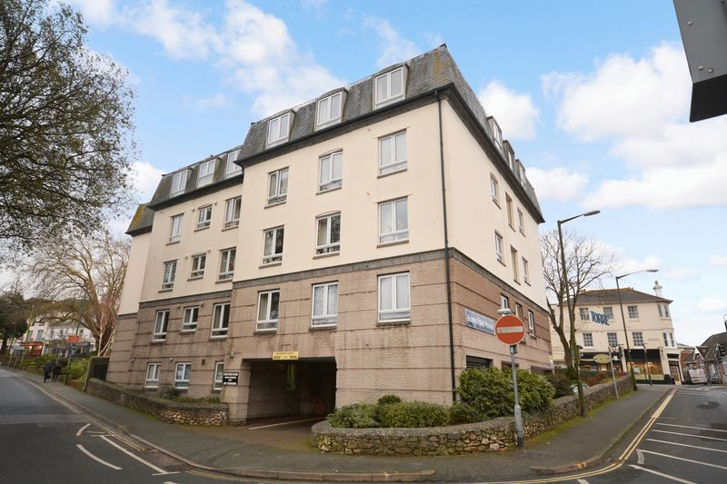 1 Bedroom Property for sale in Homepalms House, Torquay, TQ1 4UT