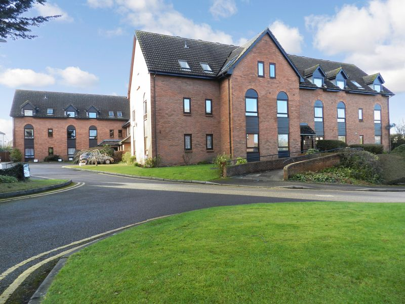 1 Bedroom Property for sale in Ashridge Court, Newbury, RG14 7LL