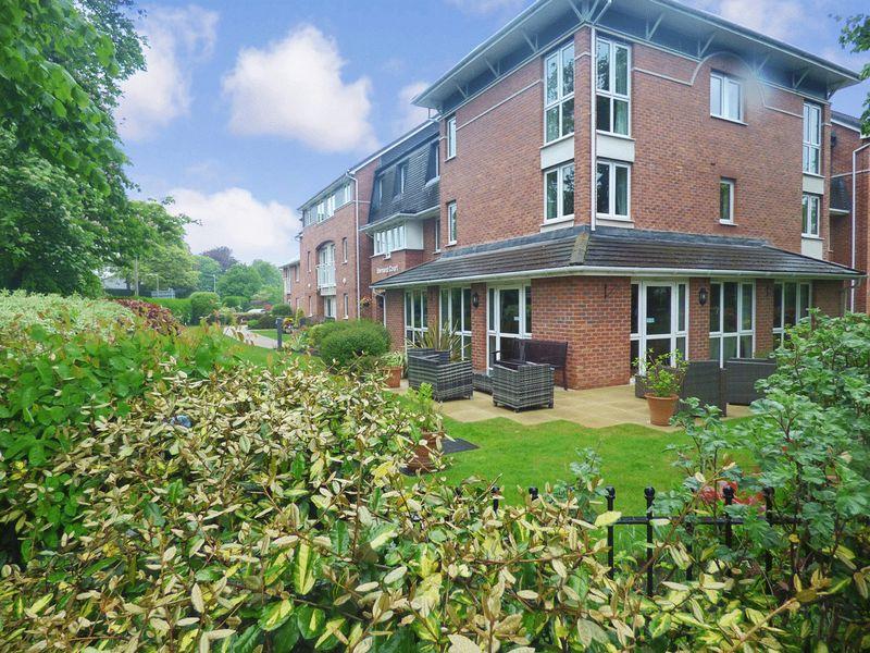 1 Bedroom Property for sale in Bernard Court, Holmes Chapel, CW4 7EY
