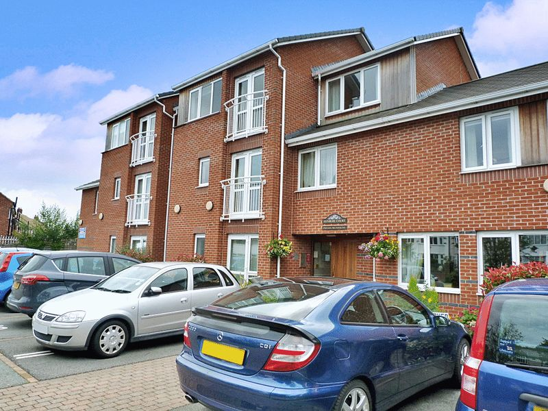1 Bedroom Property for sale in Henbury Court, St. Helens, WA10 4RA