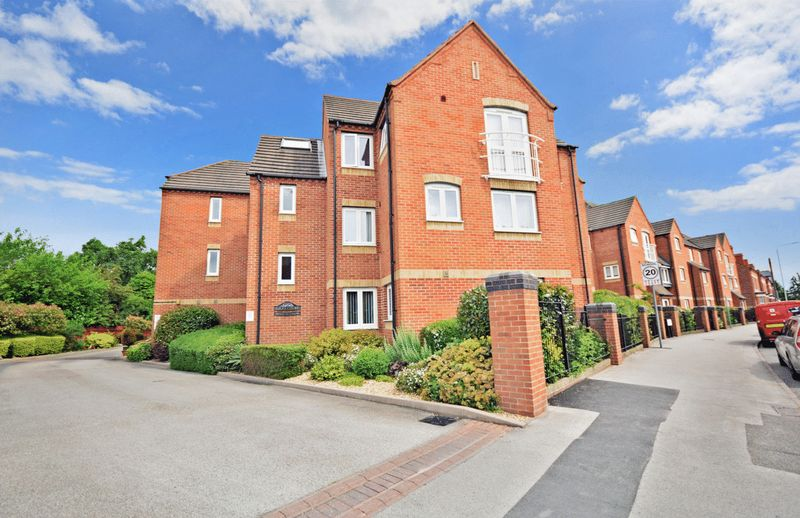 2 Bedrooms Property for sale in Giles Court, Nottingham, NG2 6BL