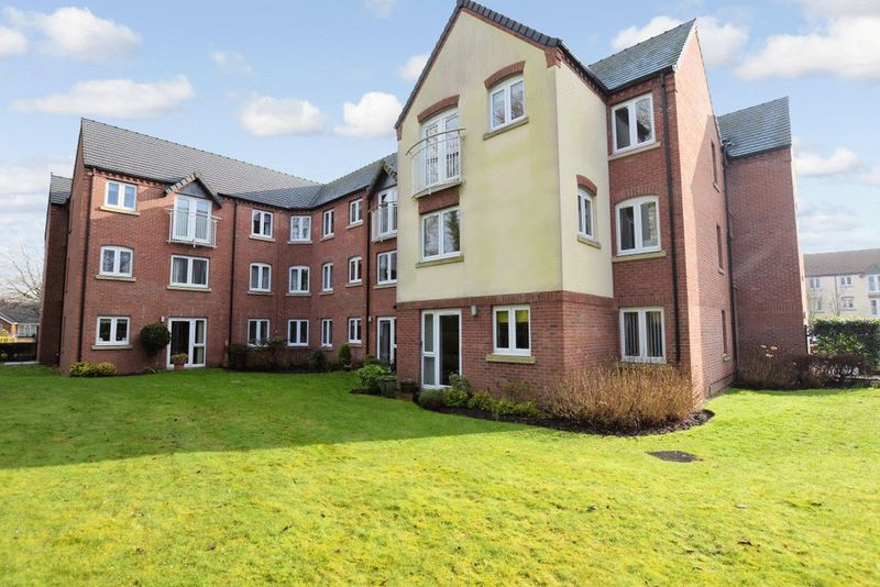 1 Bedroom Property for sale in Swallows Court II, Spalding, PE11 1GZ