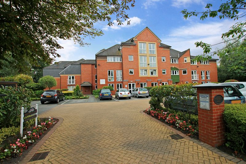 1 Bedroom Property for sale in Whitebrook Court, Sale, M33 3NL