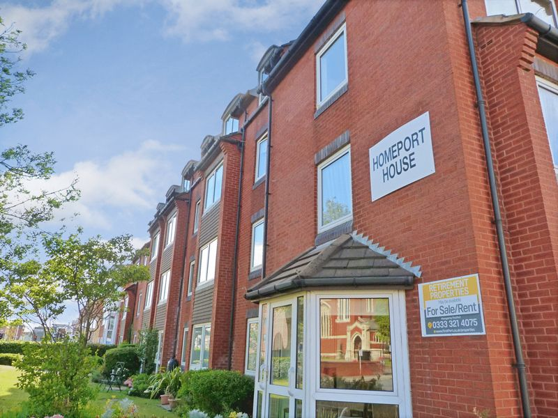 1 Bedroom Property for sale in Homeport House, Southport, PR9 0PY