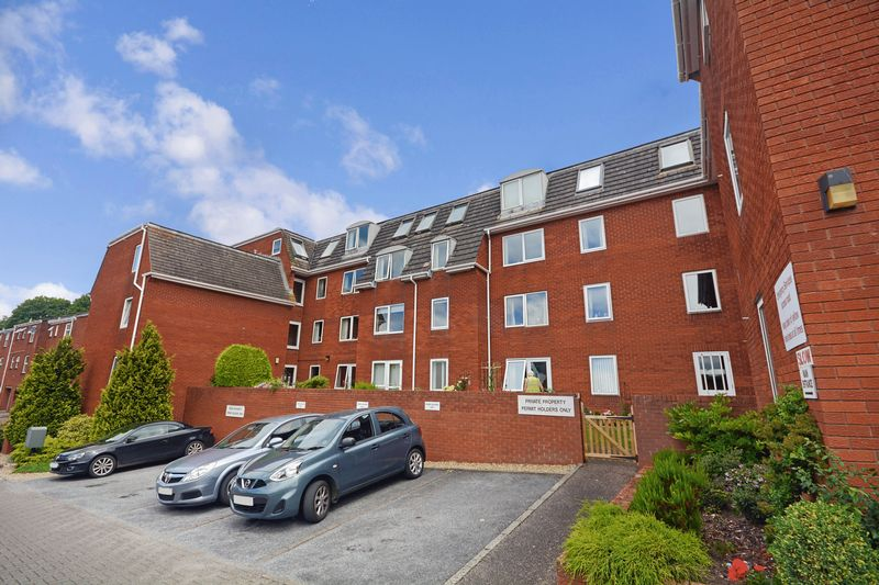 1 Bedroom Property for sale in Homecourt House, Exeter, EX4 3AD