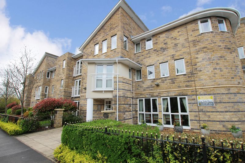 1 Bedroom Property for sale in Ladybower Court, Glossop, SK13 7AQ