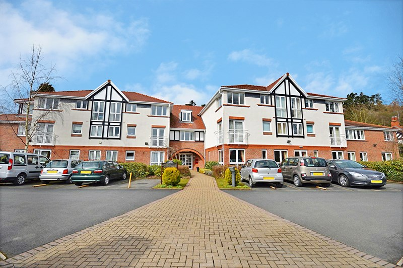 1 Bedroom Property for sale in Denehurst Court, Church Stretton, SY6 6EQ