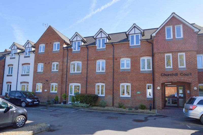 1 Bedroom Property for sale in Churchill Court, Marlborough, SN8 1LD