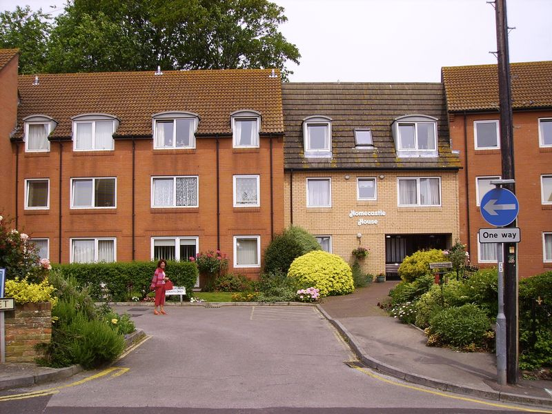 1 Bedroom Property for sale in Homecastle House, Bridgwater, TA6 3DL