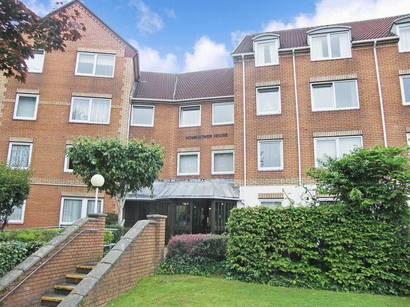 2 Bedrooms Property for sale in Homegower House, Swansea, SA1 4DL
