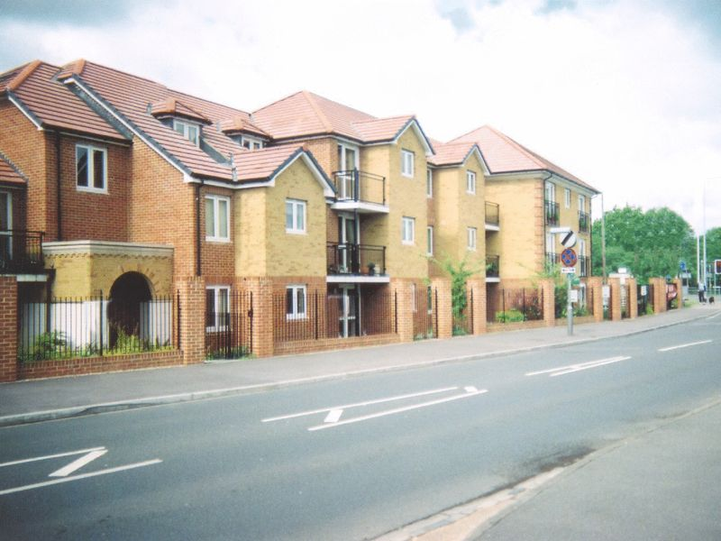 1 Bedroom Property for sale in Wyatt Court, Sandhurst, GU47 0NU