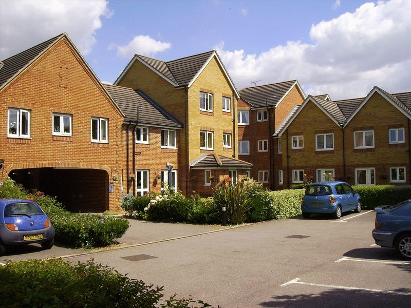 1 Bedroom Property for sale in Elliott Court, Bishops Stortford, CM23 2UG