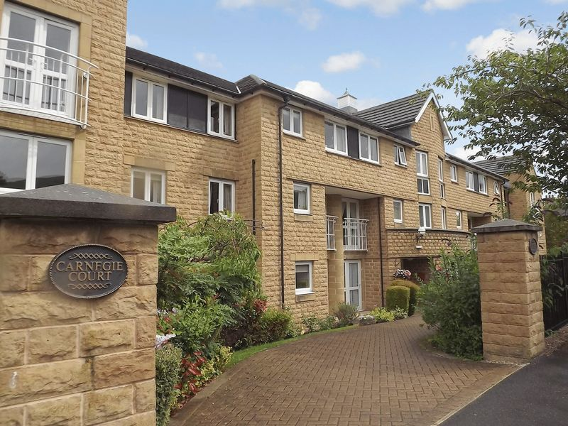 1 Bedroom Property for sale in Carnegie Court, Ilkley, LS29 8SN