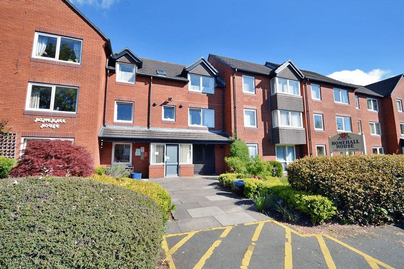 1 Bedroom Property for sale in Homehall House, Sutton Coldfield, B72 1RD