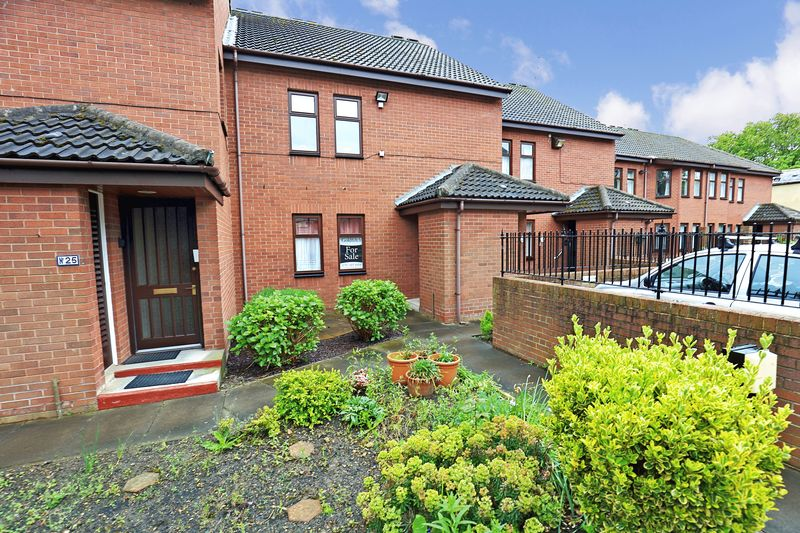 1 Bedroom Property for sale in Catherine Cookson Court, South Shields, NE33 3EE
