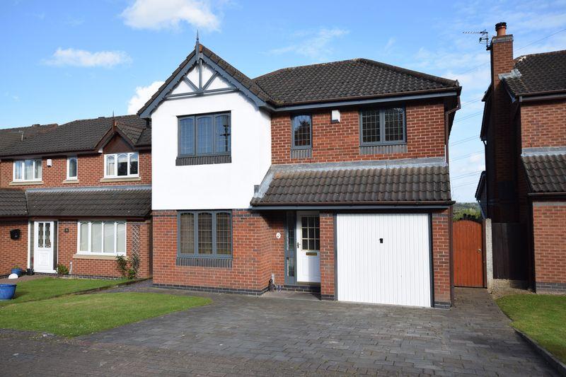 4 Bedrooms Detached House for sale in Tarnbeck, Runcorn