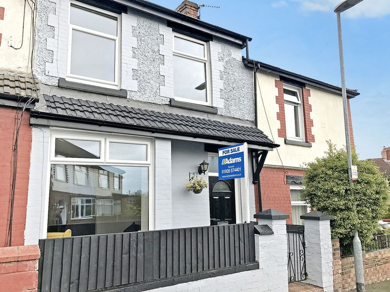 3 Bedrooms Terraced House for sale in Grange Road, Runcorn