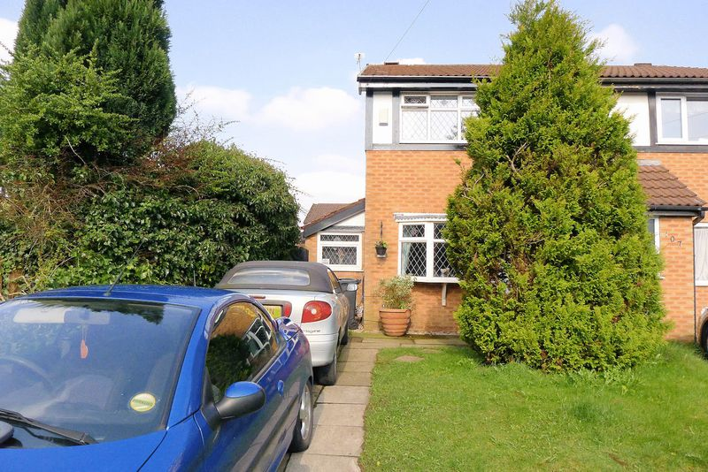 2 Bedrooms Semi Detached House for sale in The Sheddings, Great Lever, Bolton