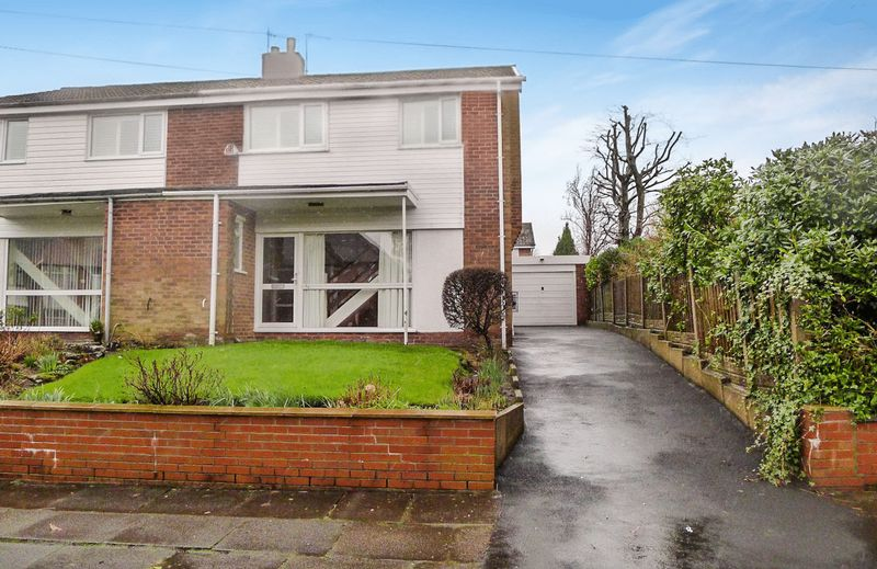 3 Bedrooms Semi Detached House for sale in Fifth Avenue, Heaton, Bolton