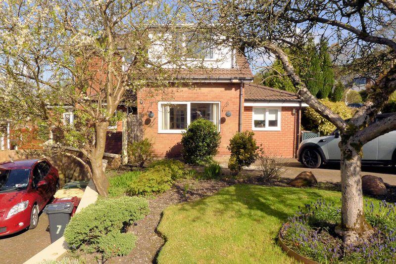 5 Bedrooms Semi Detached House for sale in Upper Mead, Egerton