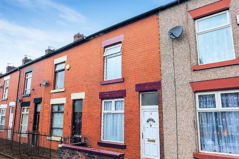 2 Bedrooms Terraced House for sale in Nunnery Road, Deane, Bolton