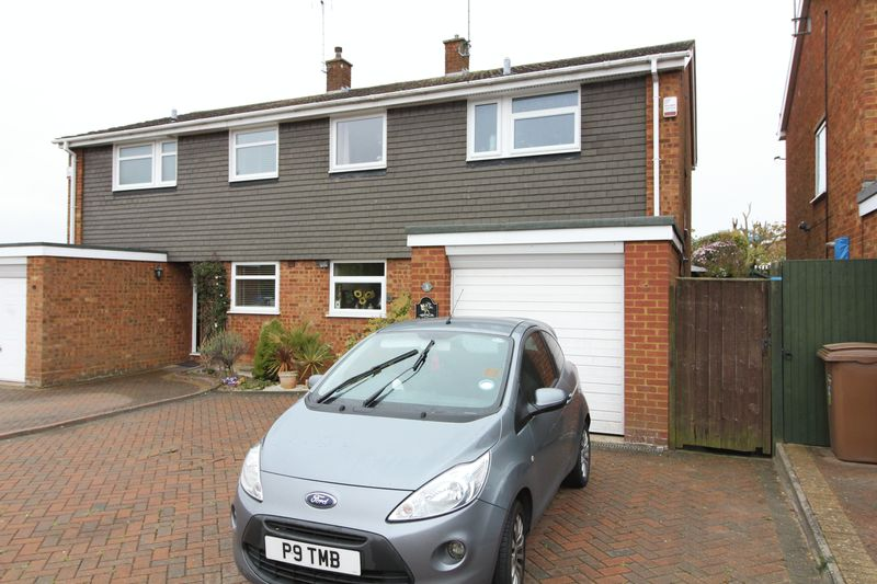 3 Bedrooms Semi Detached House for sale in Three bedroom in Brammingham