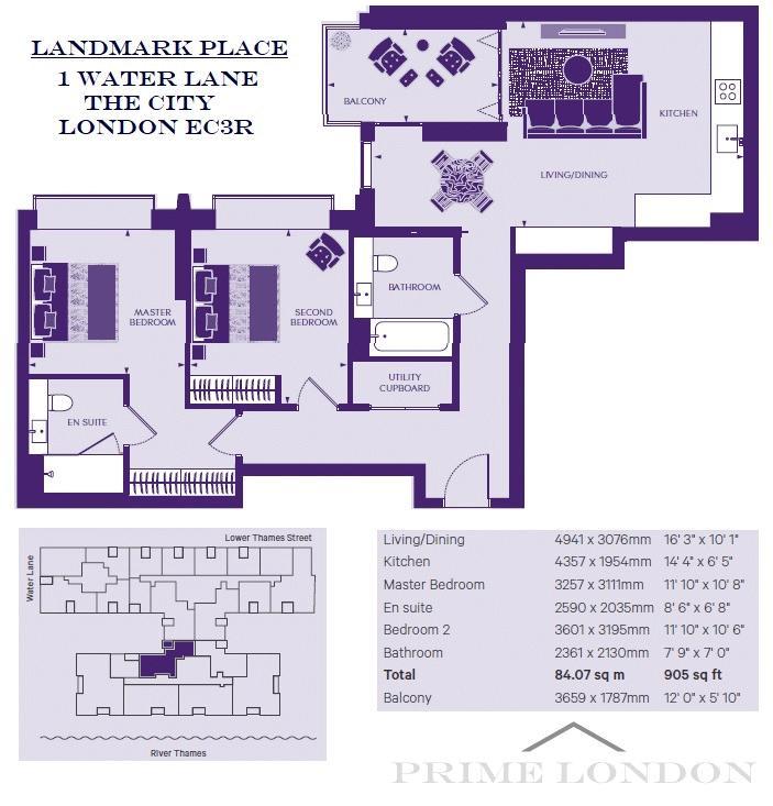 Landmark Place 1 Water Lane