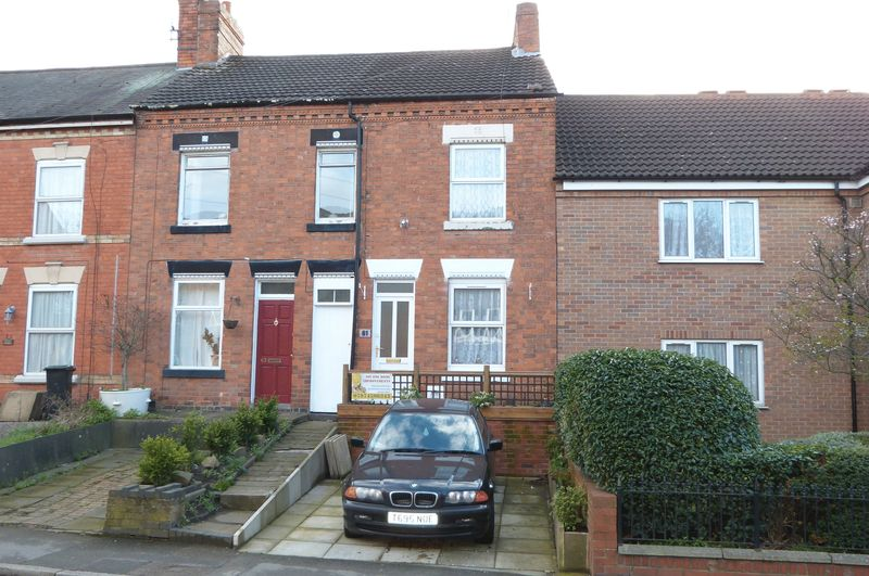 2 Bedrooms Terraced House for sale in Wigston Lane, Aylestone