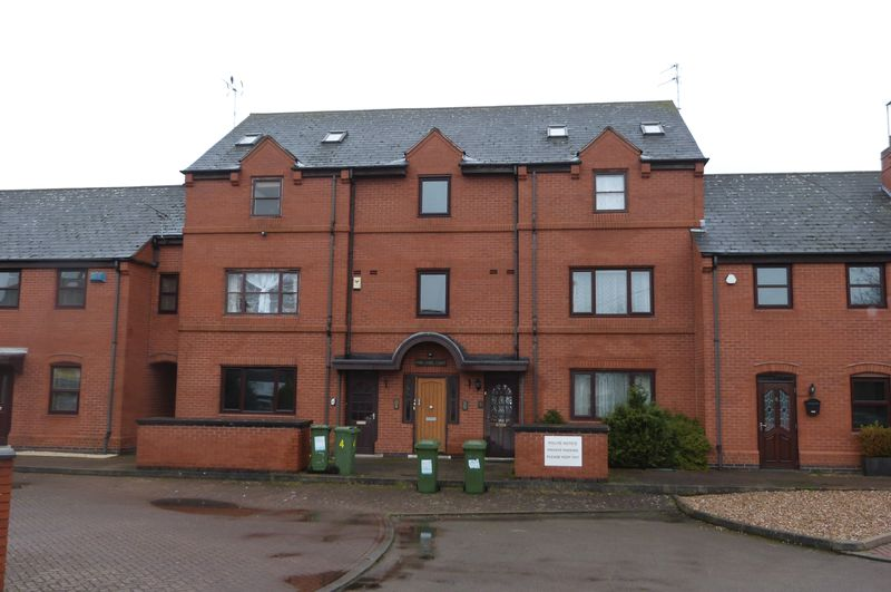 1 Bedroom Flat for sale in Park House Court, Blaby