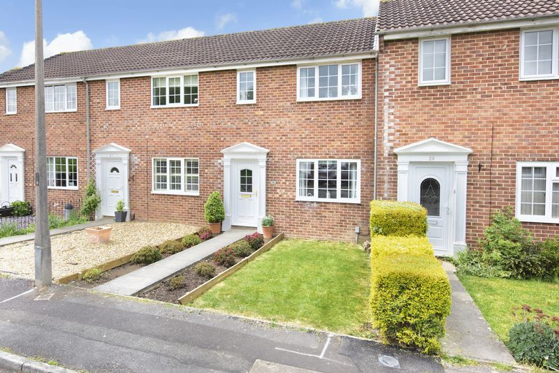 2 Bedrooms Terraced House for sale in Brookmead, Southwick