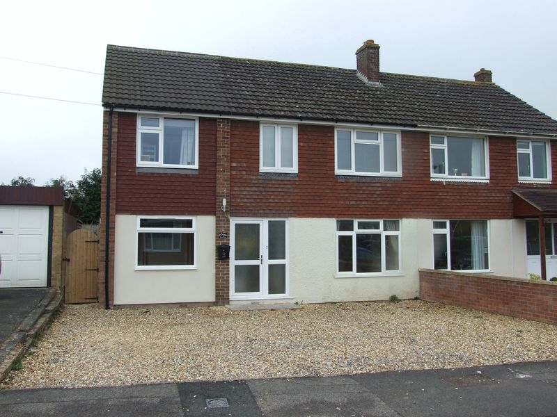 5 Bedrooms Semi Detached House for sale in Palmer Road, Trowbridge