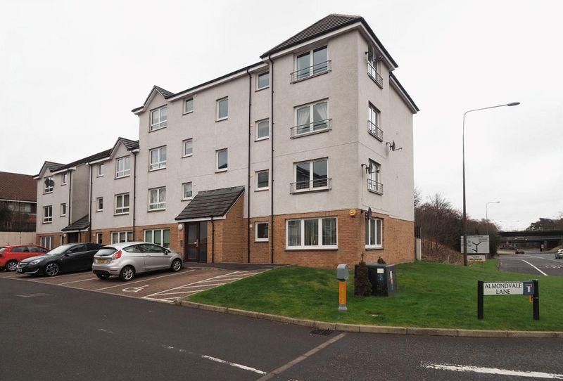 2 Bedrooms Flat for sale in Almondvale Lane, Livingston, EH54 6GL