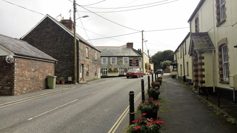 Churchtown St Issey