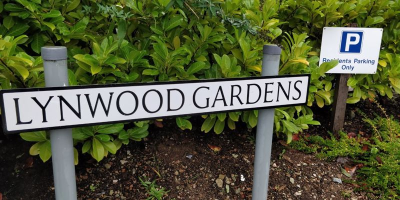 Lynwood Gardens, Alexandra Road
