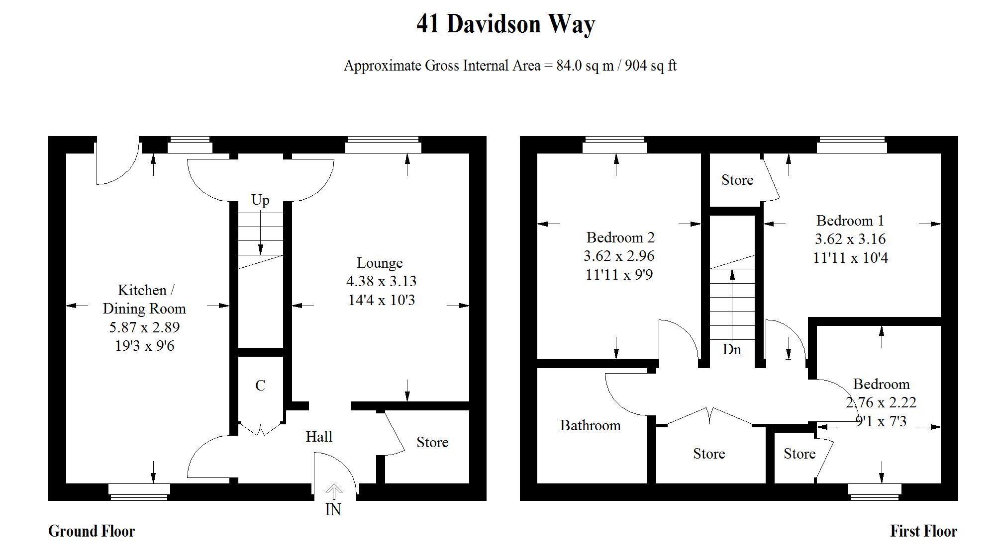 Davidson Way Knightsridge