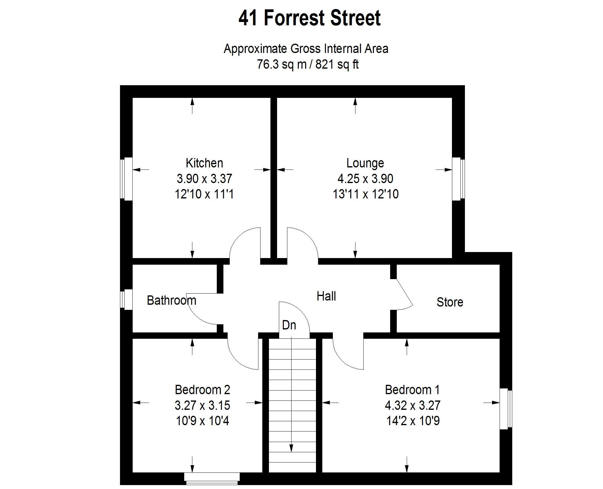 Forrest Street