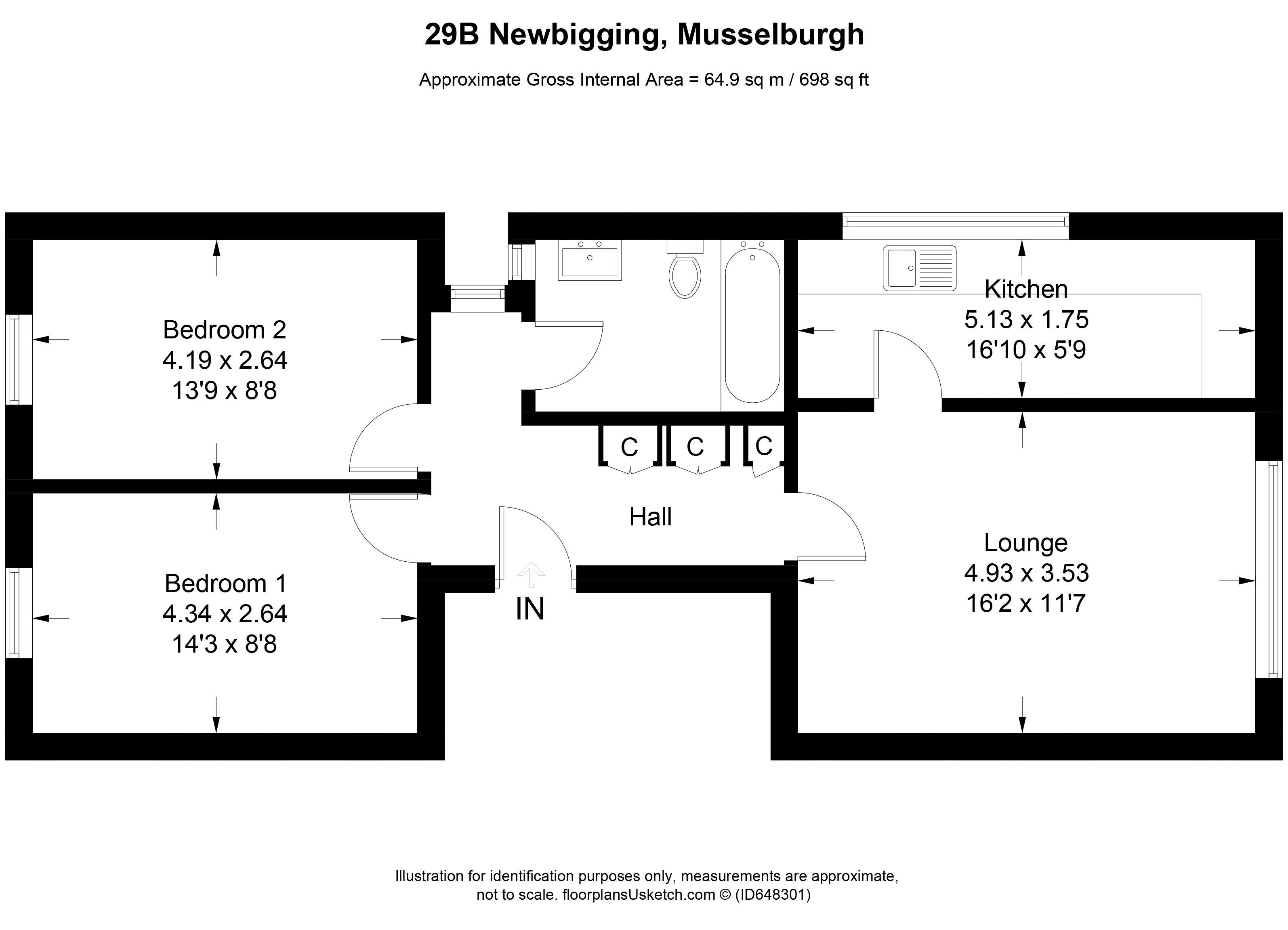 Newbigging Musselburgh